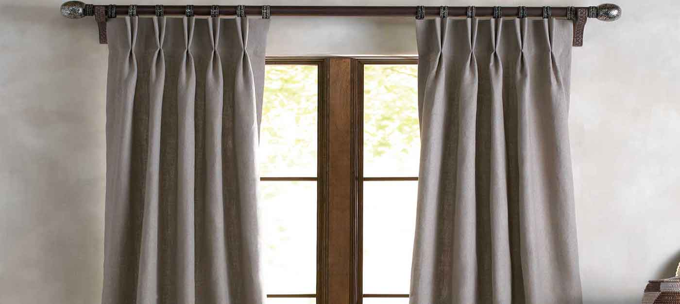 Custom Draperies House Of Window Coverings