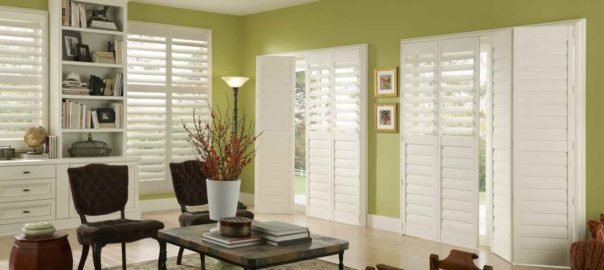 Sliding Glass Door and Bi-Fold Shutters