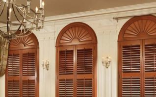 Specialty Shaped Shutters
