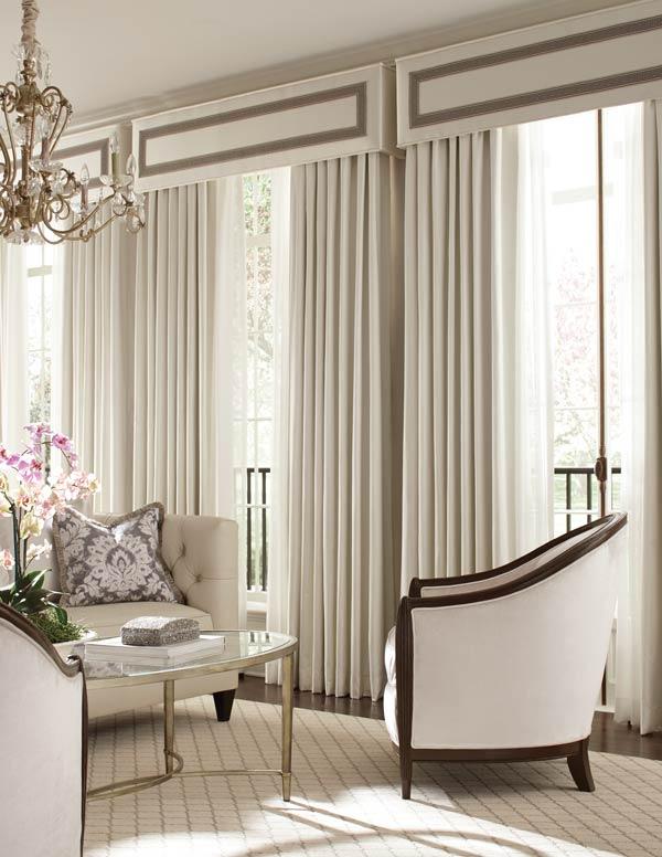 Custom Draperies House Of Window Coverings