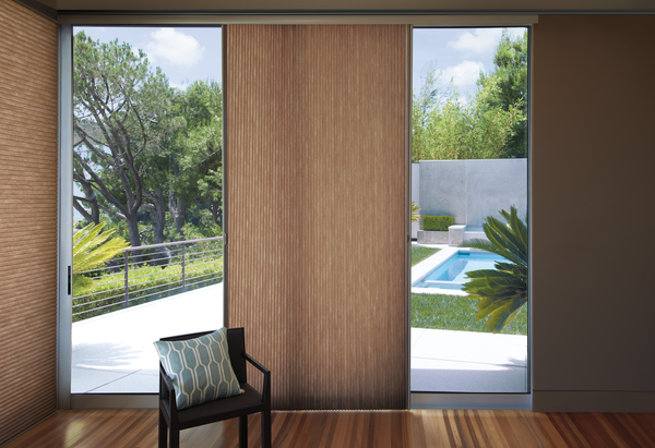 Sliding Glass Door Solutions House Of Window Coverings